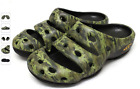 Keen Yogui Arts Camo Green Slip-on Clog Men's US Whole US sizes 7-14 NEW