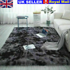 Fluffy Large Rugs Anti-slip Shaggy Rug Soft.living Room & Bedroom Floor Mat Uk