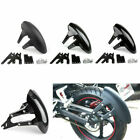 Universal Motorcycle Cover Rear Mudguards Fender Fits Suzuki For Honda US RM