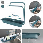 Telescopic Sink Rack Holder Expandable Storage Drain Sponge Basket Home Kitchen