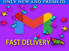 6 GMAIL GOOGLE ACCOUNTS✅Fast Delivery✅Fresh Gmail💯FULL GUARANTEE💯