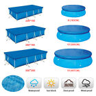 Swimming Pool Cover Protection Case for Garden Paddling Outdoor Family 9 Sizes