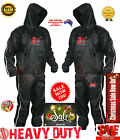 Sauna TRACK SUIT Max Sweat for WEIGHT LOSS Men Women MMA FIGHT BOXING FITNES Gym