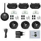 Wireless Electric Dog Pet Fence Containment System Shock Collars For 2/3 Dogs G*