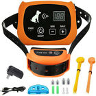 Wireless Electric Dog Fence Pet Containment System Shock Collars For 1/2 Dogs