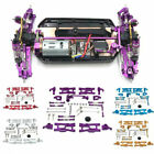 Upgrade Metal Replacement Parts Kit Fits For Wltoys 124018 144004 1/12rc Car<