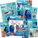 Disney FINDING DORY - Colouring Activity Sticker Packs Kids Party Bag Gift Xmas