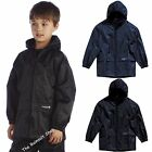 "KIDS REGATTA STORMBREAK  WATERPROOF JACKET RAIN COAT   2-12yrs +32"" & 34"""