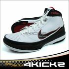 Nike Dream Season X White/Black SZ:13~14 Kobe 24 IV MVP