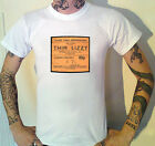 Thin Lizzy Ticket 1983 T-Shirt New! (9 Sizes!)