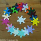 Christmas Die Cuts - Snowflake - Topper - Place Cards - Kids - Tags
