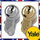 Yale Anti-Bump Euro Cylinder Barrel uPVC Door Lock Extra Keys