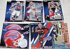 NFL Buffalo Bills AFC East FATHEAD Tradeables ~ collectible cards wall decal