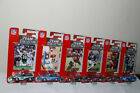 NFL 2003 Mustang car w/ trading card Jets Texans 49ers Titans Lions Buccaneers