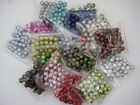 Acrylic Miracle Beads 16mm x 8 per pack. The Bead inside a Bead