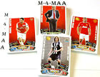 FREE P&P MATCH ATTAX 2011/12 Pick Your Own 16 Club Base Cards 2012 With Manager