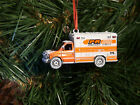 Matchbox Ambulances & Rescue Squad First Responder Custom Made Diecast Ornaments