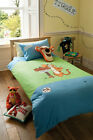 Disney Tigger Trail Duvet Set, Cushion, Fleece Blanket & Towel Collection