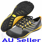 MERRELL TRAIL GLOVE MENS OUTDOOR MULTI-SPORT SHOES Yellow/Black