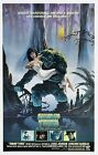 SWAMP THING Movie Poster Horror Sci Fi Comedy Comic