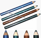 Kajal Eye Liner Soft Kohl Pencil Azure Blue Golden Chrome or Forest Green CHOOSE