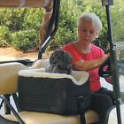 Snoozer Golf Cart Lookout Pet Dog Puppy Comfy Seat Choose your Size & Color