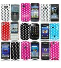 Stylish Polka Dots Series Ultra Thin IMD Hard Shell Mobile Phone Case Cover