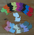 Animal Die Cuts - Dog - Topper - Tags - Kids - Scrapbooking/Cards