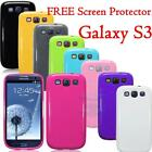 Hybird TPU Silicone Gel Skin Case Cover For Samsung Galaxy S3 SIII i9300