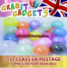 """100 x 12"""" INCH HELIUM QUALITY PEARLISED LATEX BALLOONS, FOR WEDDINGS /  PARTYS!!"""