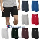 Champion Mens Gym Athletic Basketball Workout Cotton Short S
