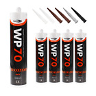4 x  WP70 Builders Silicone Sealant