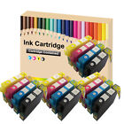 16 Ink Cartridges Replace for Epson Stylus T0711-T0714 T0715 Printer