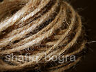 Natural Jute Fillis Twine String Shabby Chic Country Crafts Hanging Decorations