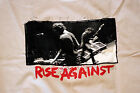 Rise Against Photo Grey Adult Shirt