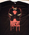 Bullet For My Valentine Heart BLACK T-shirt