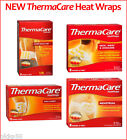 New ThermaCare HeatWraps