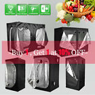 Hydroponic Grow Room Indoor Dark Room Mylar Tent 80, 100, 120, 200,240 ALL SIZES