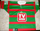 New NRL South Sydney Jersey Large ISC Brand Rabbitohs fully Sublimated Jerseys
