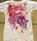 L.A. Ink Inky WHITE Juniors Ladies T-Shirt