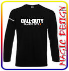 CALL OF DUTY BLACK OPS 2  VIDEO GAME con tuo NICKNAME - T-SHIRT M.corta / lunga