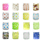 1pcs Alvababy washable adjustable  baby cloth diaper sleppy nappy cover+1insert