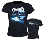 AMORPHIS - GIRLIESHIRT *TALES FROM THE THOUSAND LAKES* GR. S/M/L T-SHIRT