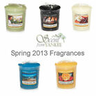 YANKEE CANDLE Sampler Votive SPRING 2013 Fragrances Variety - Pick & Mix