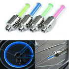 LED Bike Bicycle Motorbicycle New Wheel Tyre Valve Cover Cap Flash Light Shining