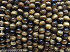 Tiger Eye Round Beads 6mm 8mm 10mm