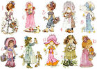 SARAH KAY STICKER WALL DECAL OR IRON ON TRANSFER T-SHIRT FABRICS HOLLY HOBBIE #3