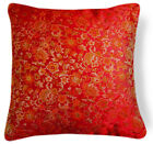 Bf014a Paisley Plum Blossom Rayon Brocade Cushion Cover/Pillow Case*Custom Size