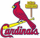 St. Louis Cardinals Small Decal/Sticker MLB Baseball on Ebay