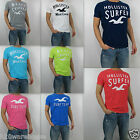 NWT HOLLISTER HCO Men's Muscle Slim Fit Little Dume T Shirt Tee By Abercrombie